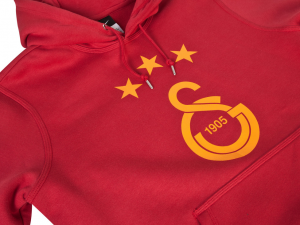GALATASARAY CORE HOODY RED