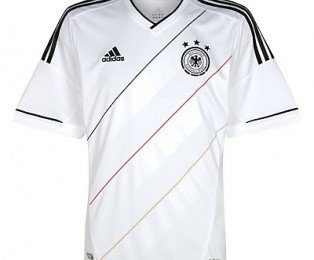 German National Team Shirt 2012-13
