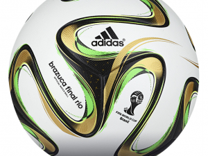 ADIDAS BRAZUCA WORLD CUP 2014 FINAL OFFICIAL MATCH BALL