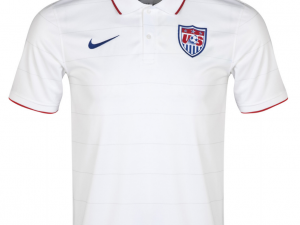 USA HOME SHIRT 2014 WHITE